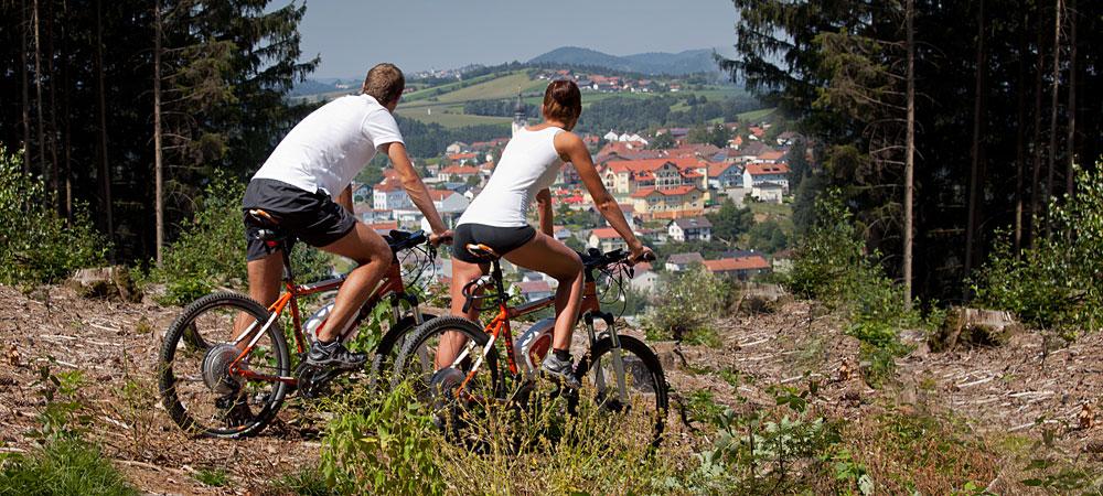 Radtouren im Bayerischen Wald