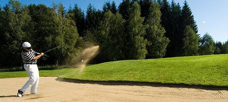 Golfspielen in Bayern