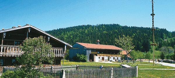 Freilichtmuseum in Finsterau Bayerischer Wald
