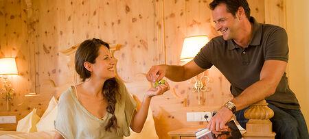Komfortable Zimmer im Wellnesshotel Bayerischer Wald