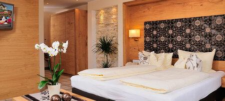 Gemütliche Doppelzimmer im Jagdhof